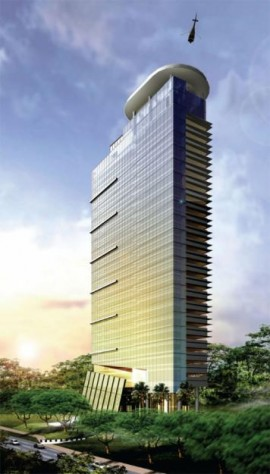 Sovereign Plaza TB. Simatupang