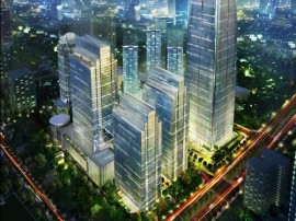 The City Center Batavia Jakarta