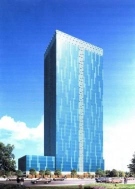 Centennial Tower Gatot Subroto